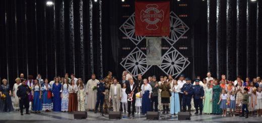 Гала-концерт фестиваля Одигитрия, Белоруссия, Витебск, Летний амфитеатр, 2019