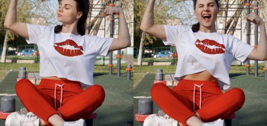 В здоровом теле здоровые песни - Виктория Замятина