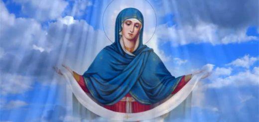 2 декабря - Виктория Замятина - Покров богородицы